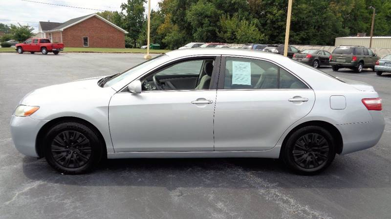 2007 Toyota Camry for sale at CAROLINA MOTORS in Thomasville NC