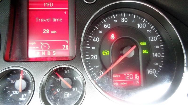 2007 Volkswagen Passat for sale at CAROLINA MOTORS in Thomasville NC