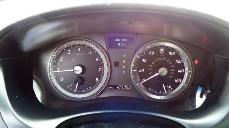 2007 Lexus ES 350 for sale at CAROLINA MOTORS in Thomasville NC