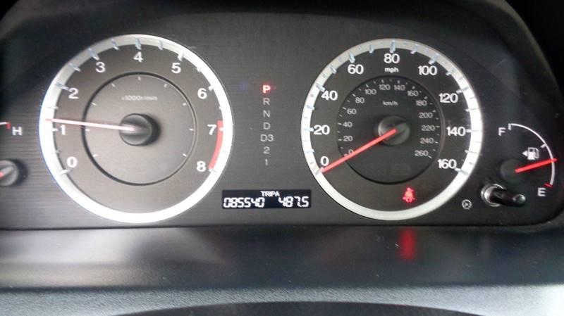 2009 Honda Accord for sale at CAROLINA MOTORS in Thomasville NC