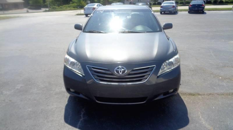 2008 Toyota Camry for sale at CAROLINA MOTORS in Thomasville NC