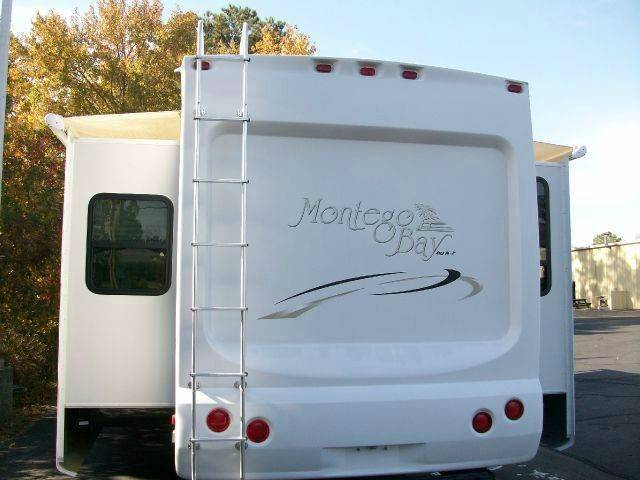 2008 KZ Montego Bay for sale at CAROLINA MOTORS in Thomasville NC