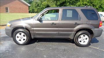 2006 Ford Escape for sale at CAROLINA MOTORS in Thomasville NC
