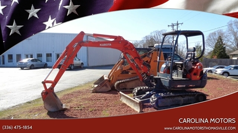 2013 Kubota KX91-3 for sale in Thomasville, NC