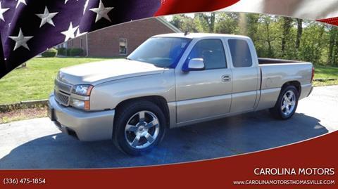 Used Chevrolet Silverado 1500 Ss For Sale Carsforsale Com