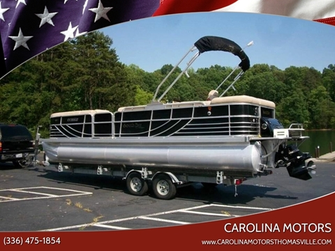2010 South Bay Tritoon for sale in Thomasville, SC