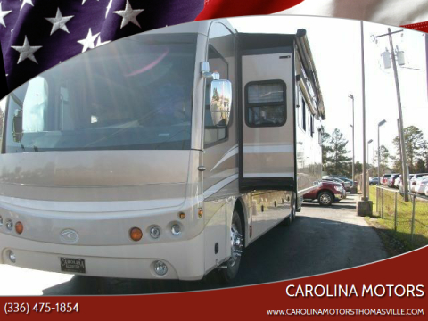 2009 American 42G for sale at CAROLINA MOTORS - Carolina Classics & More-Thomasville in Thomasville NC