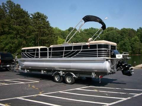 2010 South Bay Tritoon for sale at CAROLINA MOTORS - Carolina Classics & More-Thomasville in Thomasville NC