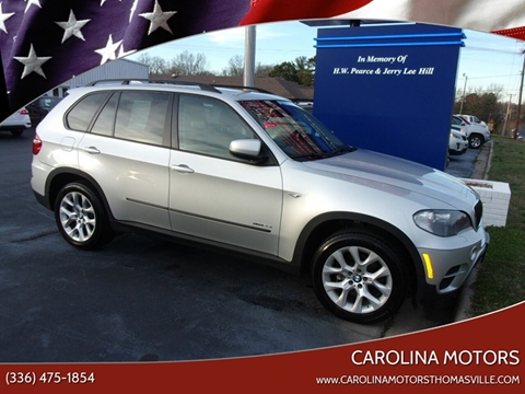 2011 BMW X5 xDrive35i Sport Activity for sale at CAROLINA MOTORS in Thomasville NC