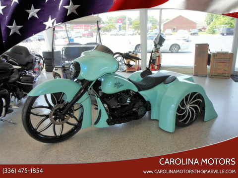 2006 Harley-Davidson FLHTCUI for sale at CAROLINA MOTORS in Thomasville NC