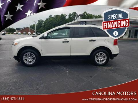 2011 Ford Edge for sale at CAROLINA MOTORS - Carolina Classics & More-Thomasville in Thomasville NC