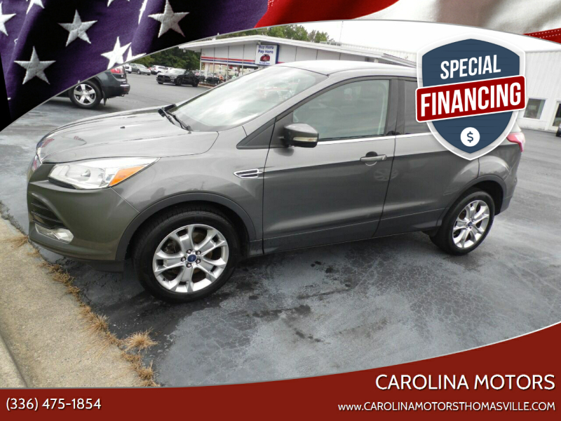 2013 Ford Escape for sale at CAROLINA MOTORS - Carolina Classics & More-Thomasville in Thomasville NC