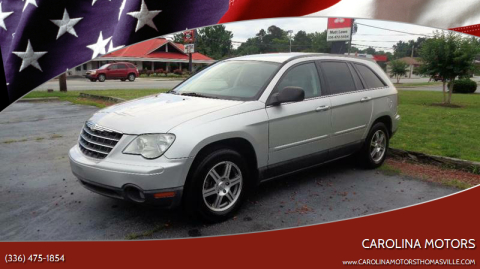 2008 Chrysler Pacifica for sale at CAROLINA MOTORS in Thomasville NC