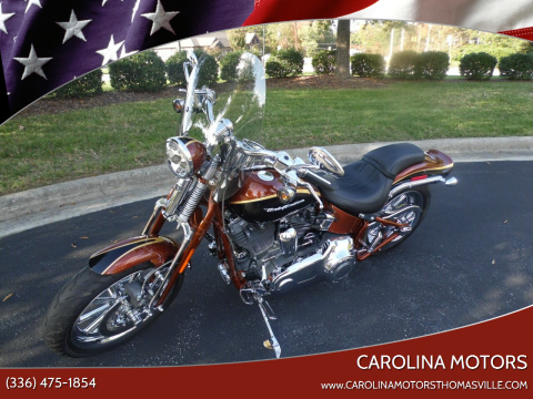 2008 Harley-Davidson FXSTSSE ANV for sale at CAROLINA MOTORS in Thomasville NC