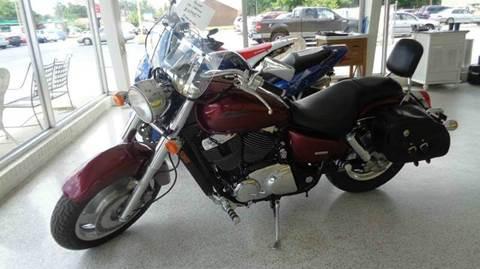 2007 Honda Shadow for sale at CAROLINA MOTORS in Thomasville NC