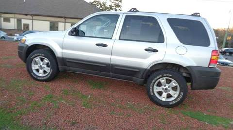 2007 Ford Escape for sale at CAROLINA MOTORS in Thomasville NC
