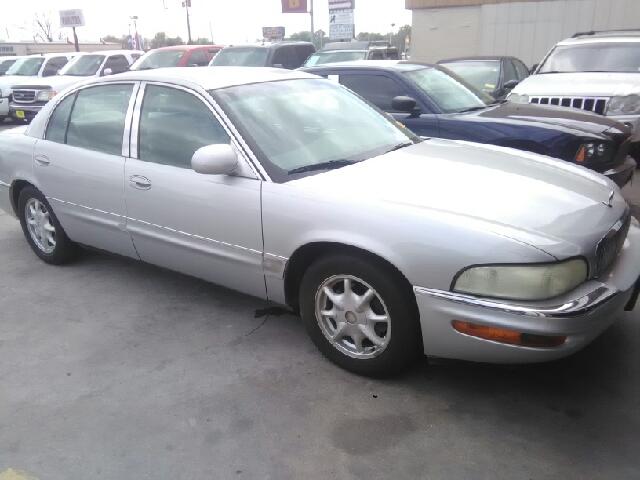 2001 Buick Park Avenue Base 4dr Sedan In South Houston Tx Cc Auto