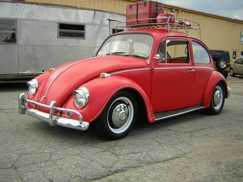 1967 Volkswagen Beetle for sale at SODA MOTORS AUTO SALES LLC in Newport RI