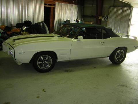 1969 Pontiac Firebird for sale at SODA MOTORS AUTO SALES LLC in Newport RI