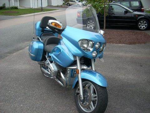 2003 BMW R 1200 CLC for sale at SODA MOTORS AUTO SALES LLC in Newport RI