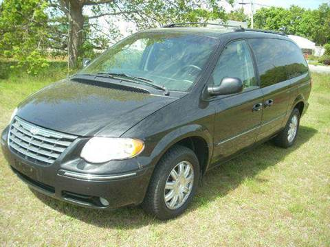 2005 Chrysler Town and Country for sale at SODA MOTORS AUTO SALES LLC in Newport RI