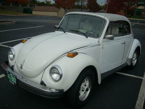 1979 Volkswagen Beetle for sale at SODA MOTORS AUTO SALES LLC in Newport RI
