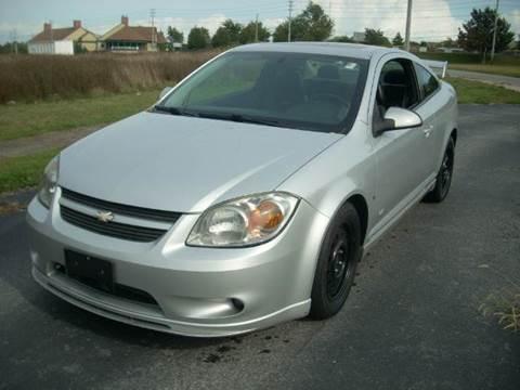 2006 Chevrolet Cobalt for sale at SODA MOTORS AUTO SALES LLC in Newport RI