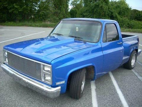 1982 Chevrolet C/K 10 Series for sale at SODA MOTORS AUTO SALES LLC in Newport RI