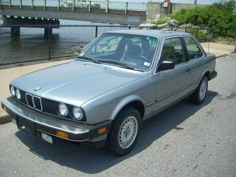 1985 BMW 3 Series for sale at SODA MOTORS AUTO SALES LLC in Newport RI