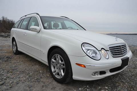 2005 Mercedes-Benz E-Class for sale at SODA MOTORS AUTO SALES LLC in Newport RI