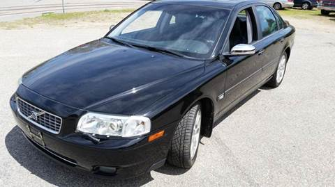 2005 Volvo S80 for sale at SODA MOTORS AUTO SALES LLC in Newport RI