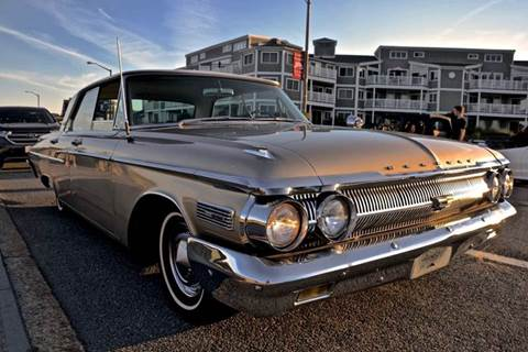 1962 Mercury Monterey for sale at SODA MOTORS AUTO SALES LLC in Newport RI