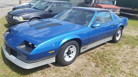 1985 Chevrolet Camaro for sale in Newport, RI