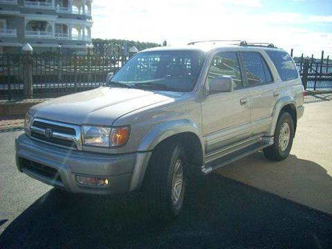 2000 Toyota 4Runner for sale at SODA MOTORS AUTO SALES LLC in Newport RI