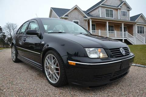 2004 Volkswagen Jetta for sale at SODA MOTORS AUTO SALES LLC in Newport RI