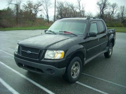 2004 Ford Explorer Sport Trac for sale in Newport, RI