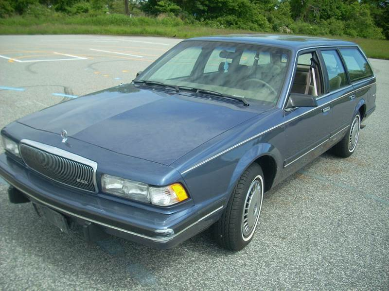 1995 Buick Century for sale at SODA MOTORS AUTO SALES LLC in Newport RI