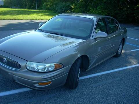 2002 Buick LeSabre for sale at SODA MOTORS AUTO SALES LLC in Newport RI