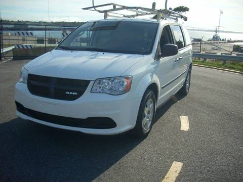 2012 RAM C/V for sale at SODA MOTORS AUTO SALES LLC in Newport RI