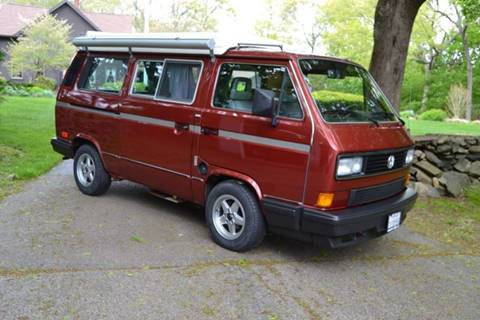 1988 Volkswagen Vanagon for sale at SODA MOTORS AUTO SALES LLC in Newport RI