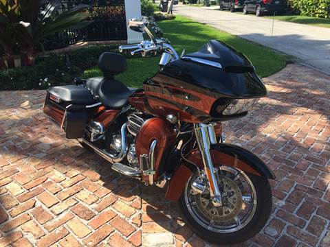 2015 Harley Davidson Road Glide CVO for sale in Newport, RI
