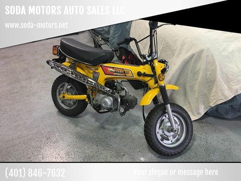 1979 Honda CT 70 for sale in Newport, RI