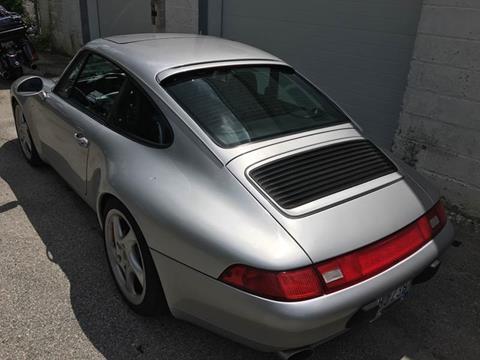 1997 Porsche 911 for sale at SODA MOTORS AUTO SALES LLC in Newport RI