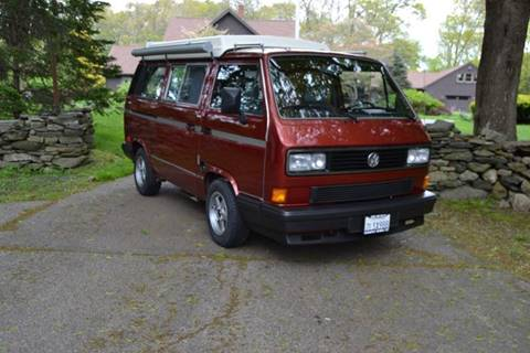 1988 Volkswagen Vanagon for sale in Newport, RI