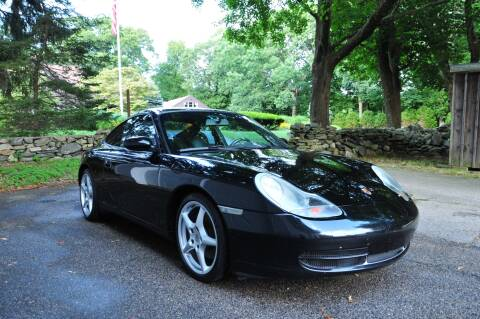2000 Porsche 911 for sale at SODA MOTORS AUTO SALES LLC in Newport RI