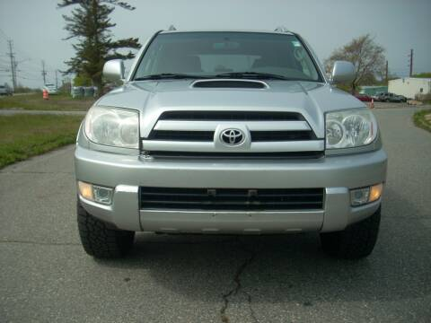 2004 Toyota 4Runner for sale at SODA MOTORS AUTO SALES LLC in Newport RI