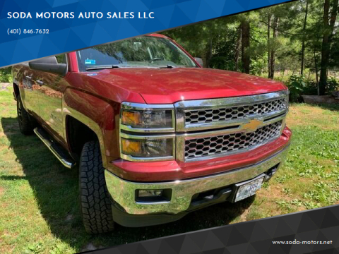 2014 Chevrolet Silverado 1500 for sale at SODA MOTORS AUTO SALES LLC in Newport RI