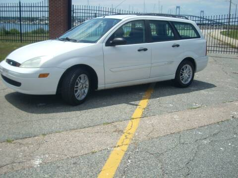 2002 Ford Focus for sale at SODA MOTORS AUTO SALES LLC in Newport RI