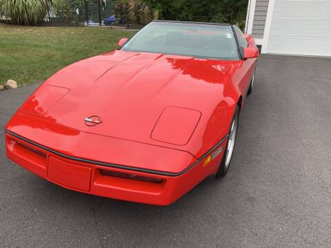 1988 Chevrolet Corvette for sale at SODA MOTORS AUTO SALES LLC in Newport RI