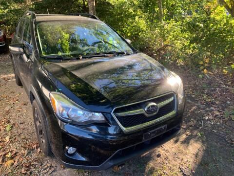 2015 Subaru XV Crosstrek for sale at SODA MOTORS AUTO SALES LLC in Newport RI